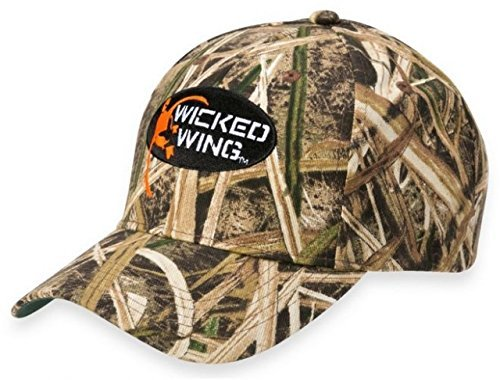 Browning Wicked Wing Cap,Mossy Oak Shadow Grass Blades by Browning (Wicked Wing)
