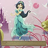 Licensed by Disney - Pink Princess Glamour Novelty Print