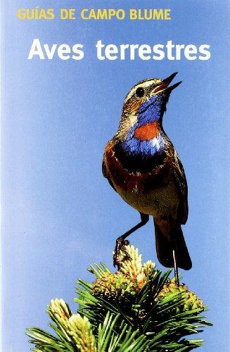 Guía Campo Aves terrestres: Aves terrestres, Guía campo