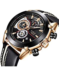 d0ab55b328d8 Amazon.es  dia del padre regalos - Relojes de pulsera   Hombre  Relojes