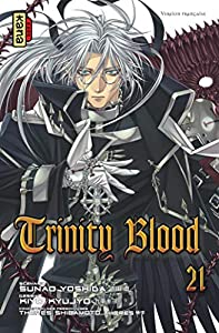 Trinity Blood Edition simple Tome 21