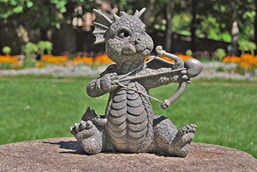 Figure de jardin dragon Amor! Décoration
