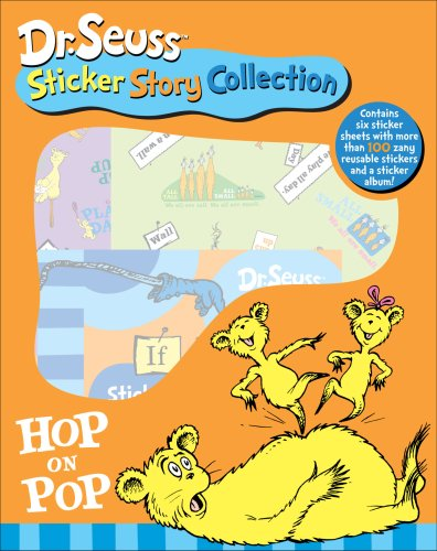 Dr Seuss Sticker Story Collection: Hop on Pop