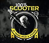 100% Scooter-25 Years Wild&Wicked(Ltd.5cd-Digipak) -
