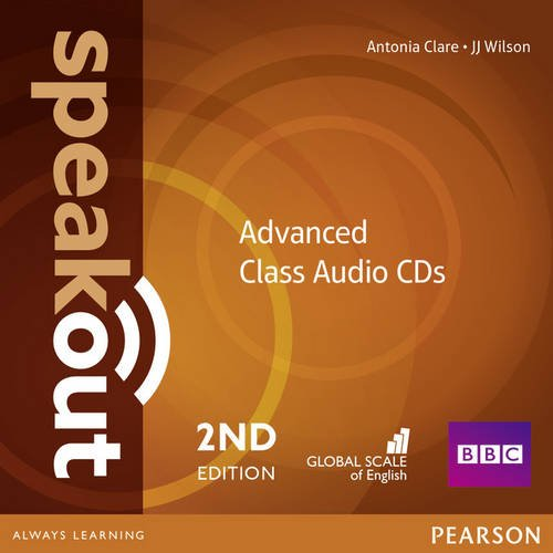 Speakout. Advanced. Per le Scuole superiori. Class CDs Audio