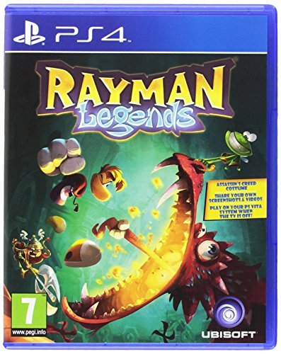 RAYMAN Legends PS4 [ ]