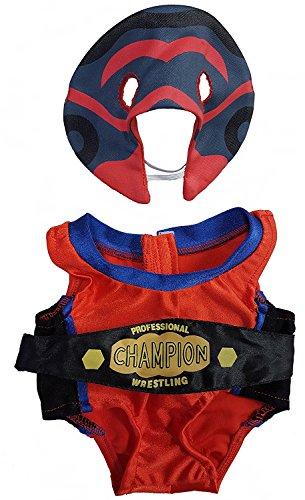 Sie Kostüm Ihre Erstellen Eigenen - Stuffems Toy Shop Wrestling-Kostüm paßt die meist 14