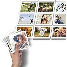 Fotocenter Revelado de Fotos cuadradas Instagram 48 Fotos a tamaño 10x10 cm