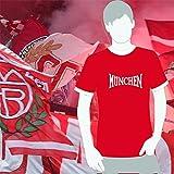 World of Football Ringer T-Shirt lons München - L
