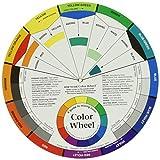 Color Wheel Cercle chromatique 23,5 cm, Multicolore