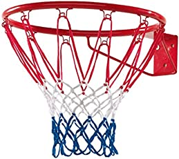 Heega 13 mm Basket Ball Ring and net Combo for Size 7 Basketball