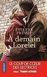 A demain Lorelei par Prevot