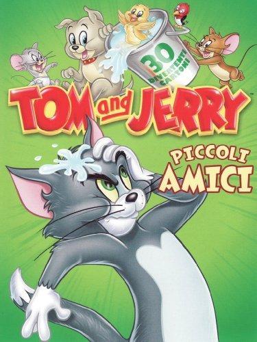 Tom & Jerry - Piccoli Amici (2 Dvd) by animazione