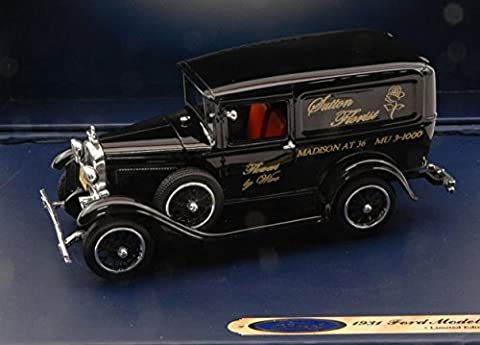 FORD GENUINE PARTS FGP0439 FORD MODEL A LIVERY SUTTON FLORIST 1913 1:43 DIE CAST