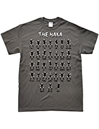 New Zealand Rugby Haka T-Shirt