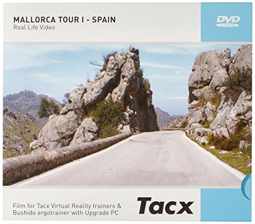 TACX FORTIUS I   MAGIC DVD MALLORCA TOUR I   SPAIN