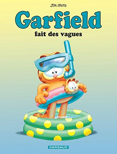 Garfield - tome 28 - Garfield fait des vagues