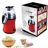 hLix CORNPOP - Heißluft-Popcornmaschine in nur 3 Minuten 1100W ohne