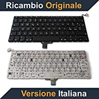 """Zemra Tastiera Originale per Apple MacBook Pro 13"""" Pollici A1278 - Layout Italiano - Anno 2009, 2010, 2011, 2012, 2013."""