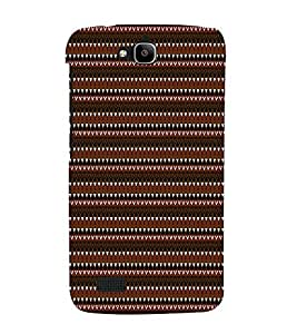 Fuson Designer Back Case Cover for Huawei Honor Holly ( Ethnic Pattern Patterns Floral Decorative Abstact Love Lovely Beauty )