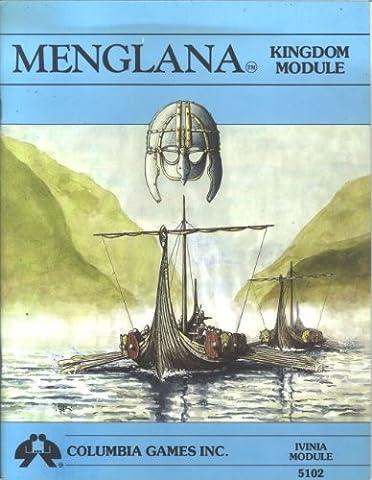 HARN WORLD: MENGLANA - Kingdom Modul - Ivinia (Kingdom Modul)