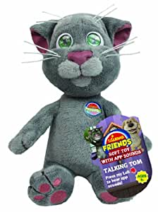 Peers Hardy 10-inch Talking Tom Plush