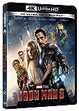 Locandina Marvel Iron Man 3 uhd 4k (2 Blu Ray)