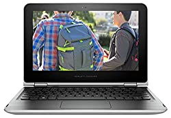 HP 11-k106TU 11.6-inch Touchscreen Laptop (Core M3 6Y30/4GB/1TB/Windows 10/Intel HD Graphics), Cloud