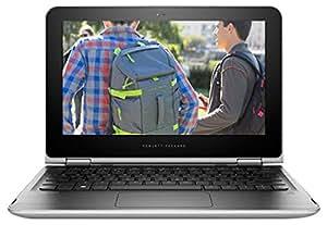 HP 11-k106TU 11.6-inch Touchscreen Laptop (Core M3 6Y30/4GB/1TB/Windows 10/Intel HD Graphics), Cloud