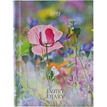 Dairy Diary 2019 2019: A British icon - Dairy Diary has been used by millions since its launch. Practical and pretty, this A5 week-to-view diary features 52 delicious weekly recipes.