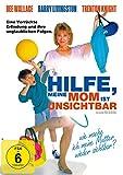 Hilfe, meine Mom ist unsichtbar [Alemania] [DVD]