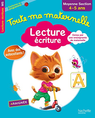 Toute Ma Maternelle - Lecture criture Moyenne Section