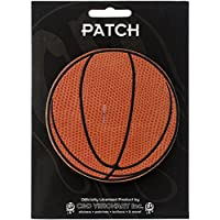 "C&D Visionary Patch-Basketball 3.5"" Round"