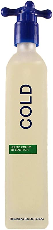 Cold Natural Spray by United Colors of Benetton - perfume for men - Eau de Toilette, 100ml