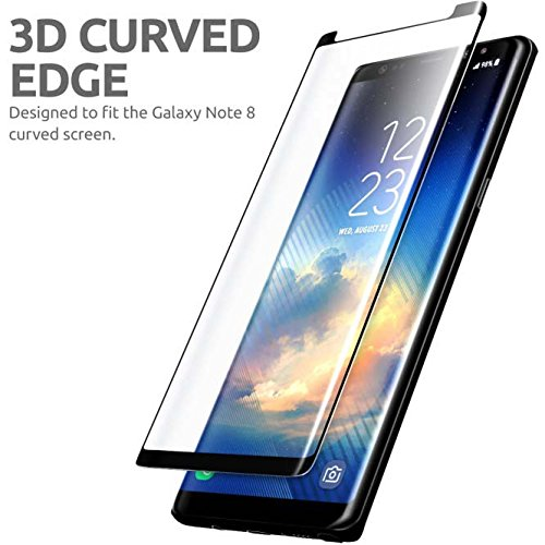 Johra-Real-HD-Full-Body-Black-Tempered-Glass-For-Samsung-Galaxy-Note-8-Samsung-Note-8-Tempered-Glass