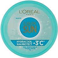 L'Oréal Paris Protezione Solare Sublime Sun, Hydracool Sun Protect, Gel Dopo-Sole Dissetante Arricchito con Aloe Vera, 150 ml