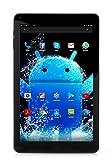 Xoro TelePAD 10A3 25,65 cm (10,1 Zoll) Tablet-PC (Intel Atom RK 3288, 1GB RAM, Android 6.0) schwarz