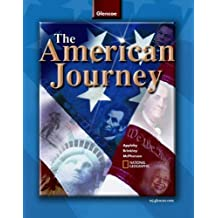 The American Journey, Student Edition (THE AMERICAN JOURNEY (SURVEY)) by Alan Brinkley (2006-01-03)
