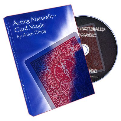 acting-naturally-card-magic-by-allen-zingg-dvd