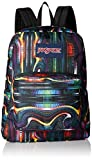 JanSport Superbreak Polyester 25 Ltrs Multi Frequency School Backpack (JS00T5010KP)