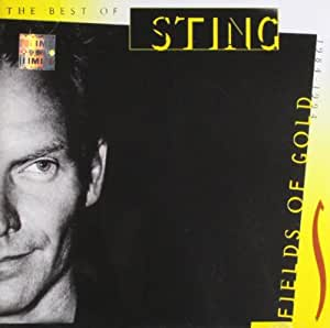 fields of gold the best of sting 1984 1994 amazon co uk