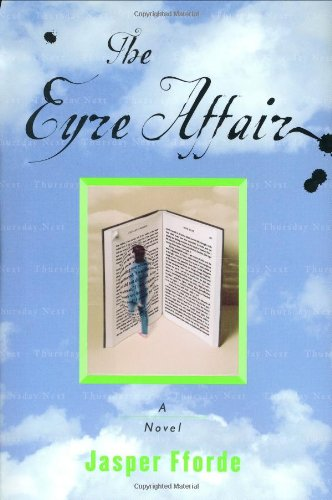 Book cover for The Eyre Affair