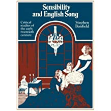 001: Sensibility and English Song: Critical Studies of the Early Twentieth Century: v. 1 & 2 in 1v