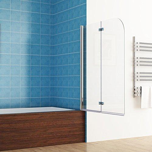 Zweiteilige Badewannenaufsatz - 6