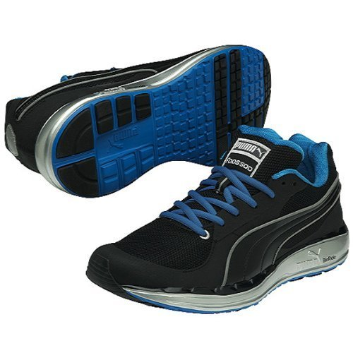 Puma short pour homme faas 500/185160 14 couleurs : noir/puma-argent/bleu