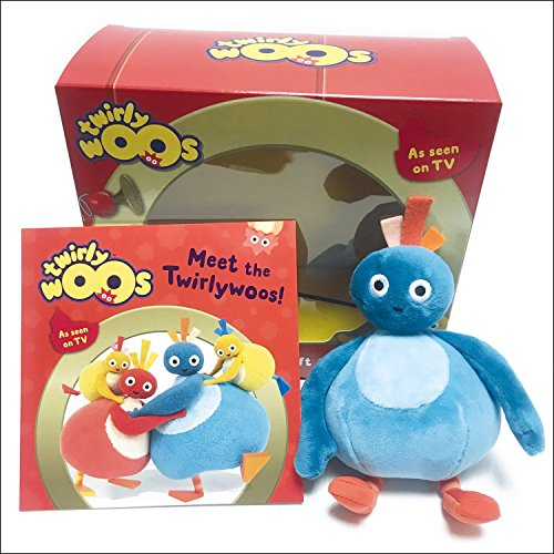 Meet the Twirlywoos: Book and Toy Gift Set (Twirlywoos)