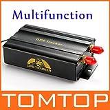 ryask (TM) Fahrzeug Auto GPS Tracker 103B mit Fernbedienung GSM Alarm SD Karten Slot Diebstahlsicherung/Auto Alarm System