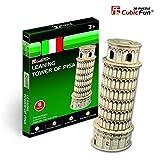 Puzzle 3D Mini - Schiefer Turm, Pisa