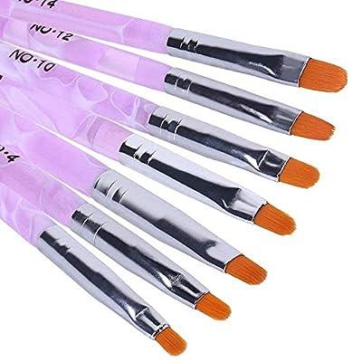 MelodySusie Nägel Pinsel UV-Gel