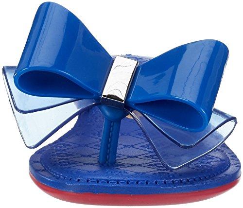 Grendha Sense Thong Kids, Tongs Fille Bleu